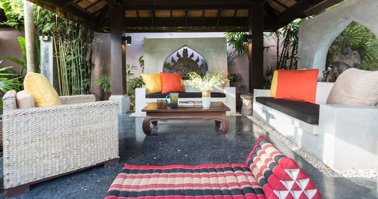 Beautiful 2 Bedroom Balinese Pool Villa in Bophut-12