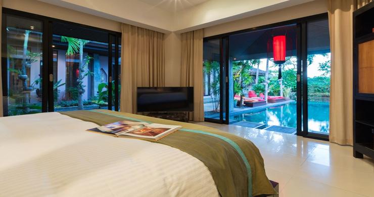 Beautiful 2 Bedroom Balinese Pool Villa in Bophut-8