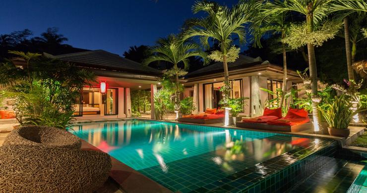 Beautiful 2 Bedroom Balinese Pool Villa in Bophut-1