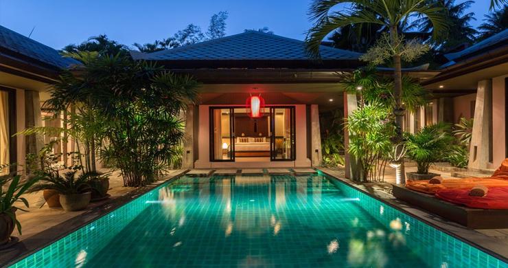 Beautiful 2 Bedroom Balinese Pool Villa in Bophut-2