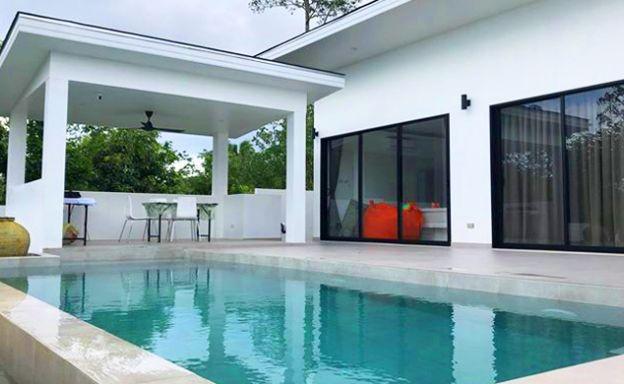 Modern 3 Bedroom Pool Villa Near Meanam Golf Course