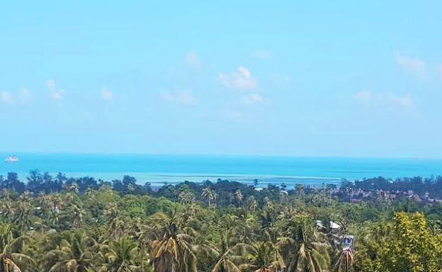 Pristine Panoramic Sea view Land in Peaceful Plai Laem