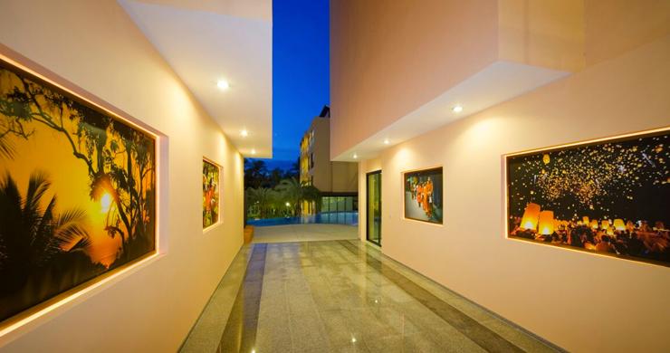 Stylish Modern Condo in Peaceful Project in Maenam-16