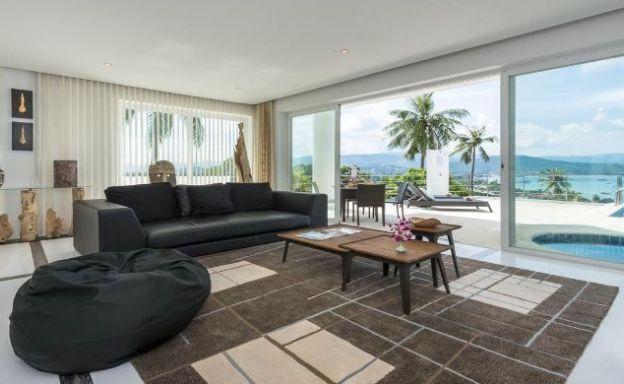 Modern Luxury Sea view Apartment in Koh Samui