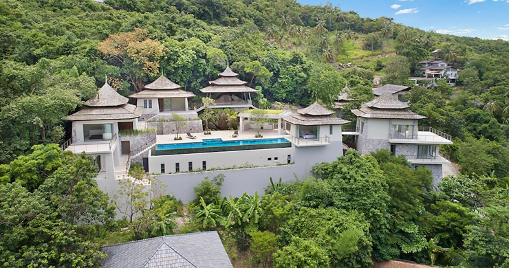 Palatial 6 Bedroom Luxury Oriental Villa in Koh Samui-24