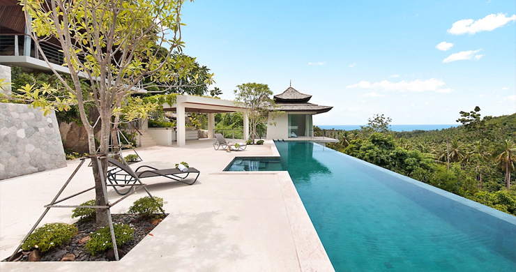 Palatial 6 Bedroom Luxury Oriental Villa in Koh Samui-2