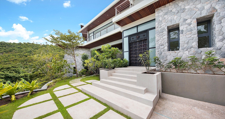 Palatial 6 Bedroom Luxury Oriental Villa in Koh Samui-17