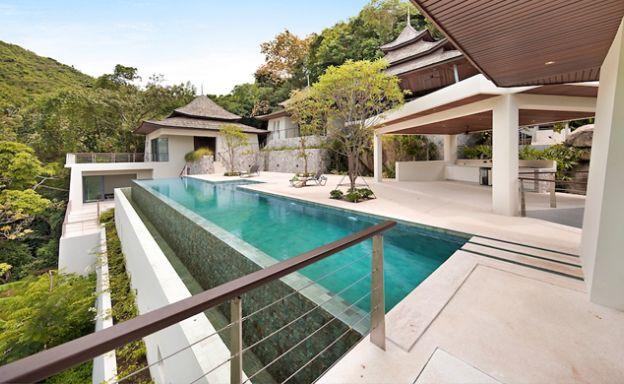 Palatial 6 Bedroom Luxury Oriental Villa in Koh Samui