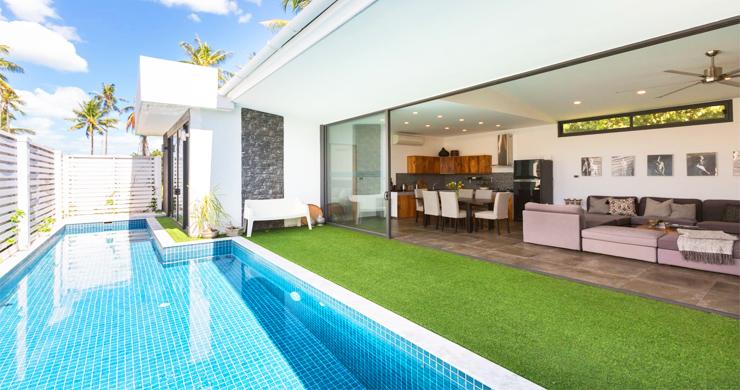 Modern 2 Bedroom Private Pool Villa in Bophut-2