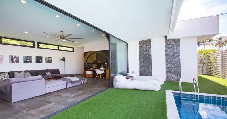 Modern 2 Bedroom Private Pool Villa in Bophut-16
