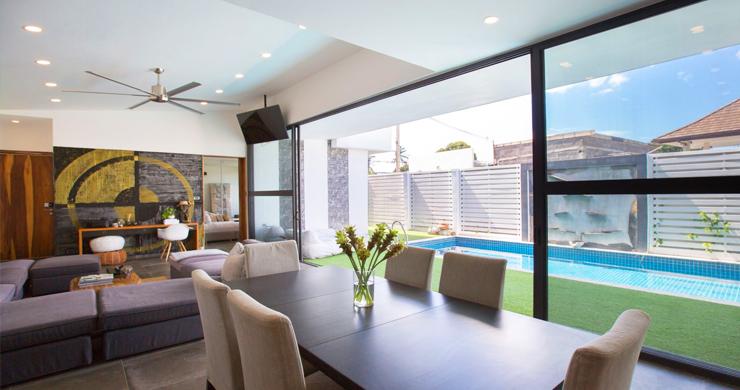 Modern 2 Bedroom Private Pool Villa in Bophut-3