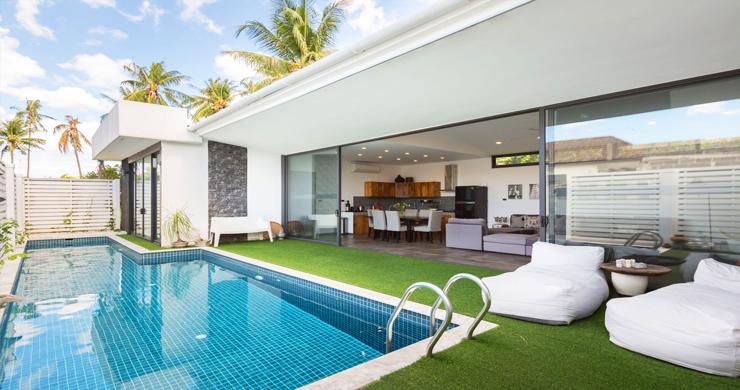 Modern 2 Bedroom Private Pool Villa in Bophut-1