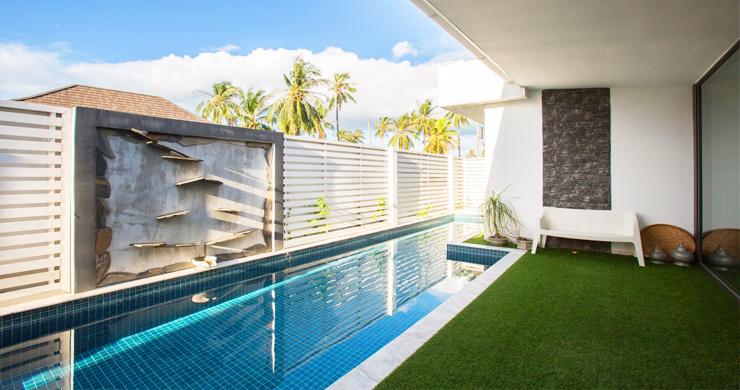 Modern 2 Bedroom Private Pool Villa in Bophut-17