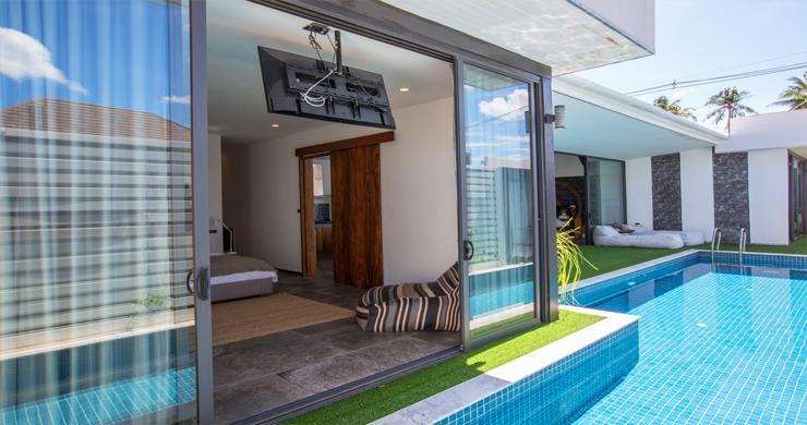 Modern 2 Bedroom Private Pool Villa in Bophut-7