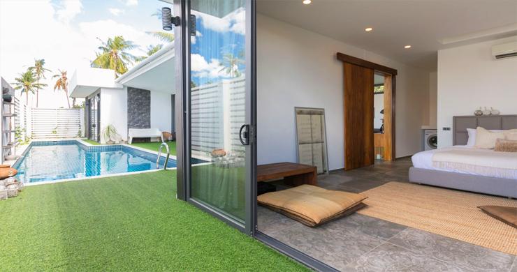 Modern 2 Bedroom Private Pool Villa in Bophut-9