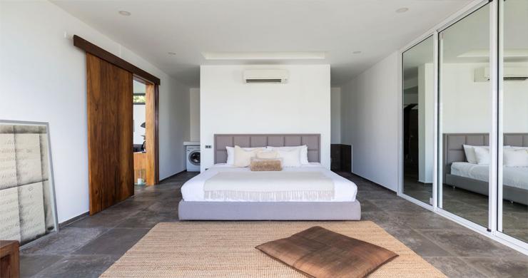 Modern 2 Bedroom Private Pool Villa in Bophut-8