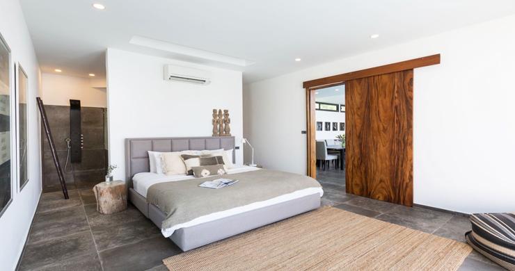 Modern 2 Bedroom Private Pool Villa in Bophut-13