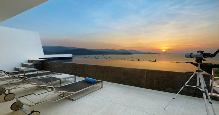 Sensational 4 Bed Sunset Sea View Villa in Big Buddha-17