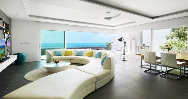 Sensational 4 Bed Sunset Sea View Villa in Big Buddha-4