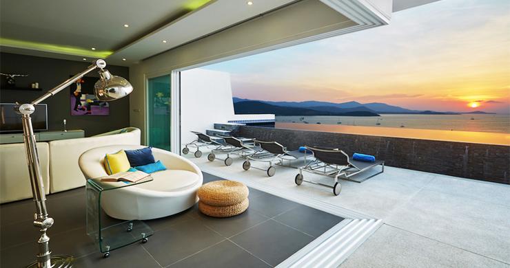 Sensational 4 Bed Sunset Sea View Villa in Big Buddha-15