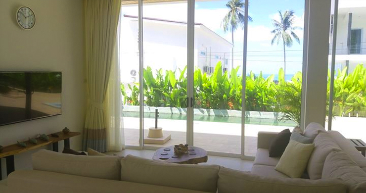 Modern 3+1 Bedroom Pool Villa for Sale in Chaweng-13