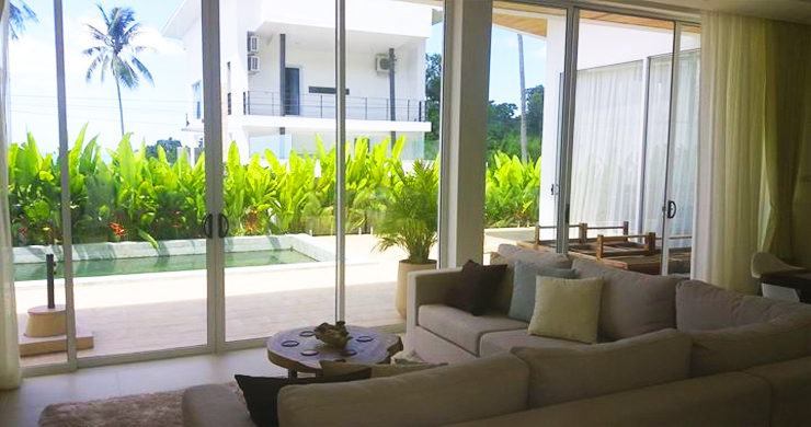 Modern 3+1 Bedroom Pool Villa for Sale in Chaweng-12