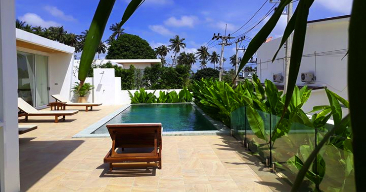 Modern 3+1 Bedroom Pool Villa for Sale in Chaweng-17