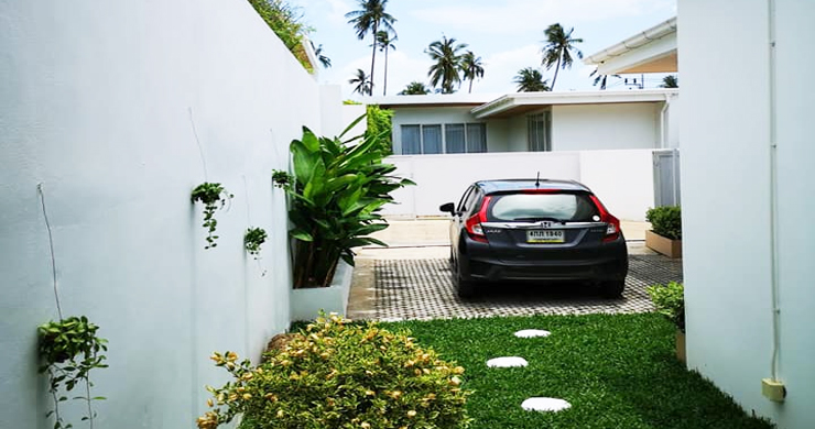 Modern 3+1 Bedroom Pool Villa for Sale in Chaweng-10