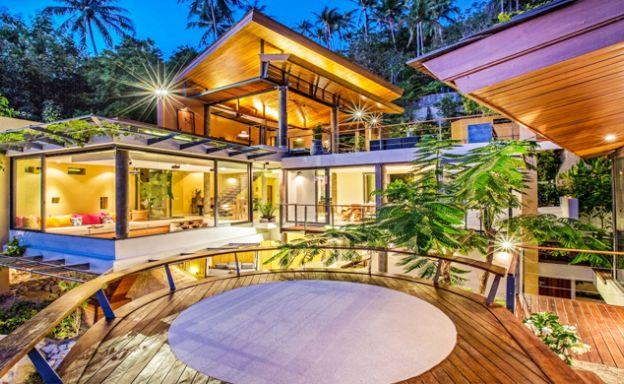 Architectural Dream Luxury 4 Bedroom Sea View Villa