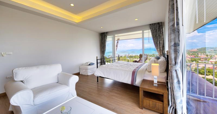 Modern Sea-view Apartment for Sale in Big Buddha-6