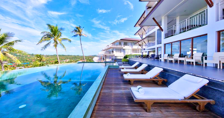 Modern Sea-view Apartment for Sale in Big Buddha-10