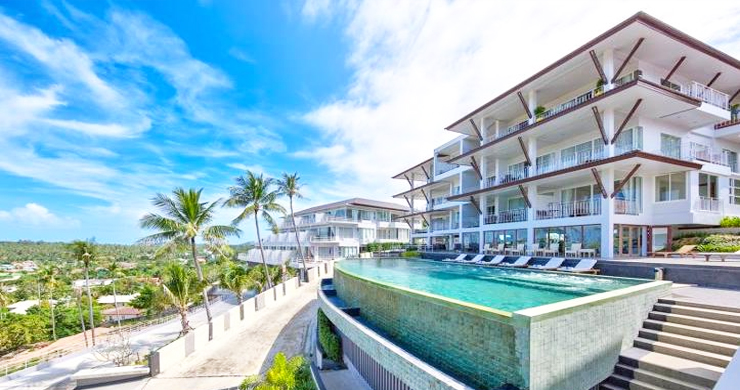 Modern Sea-view Apartment for Sale in Big Buddha-1