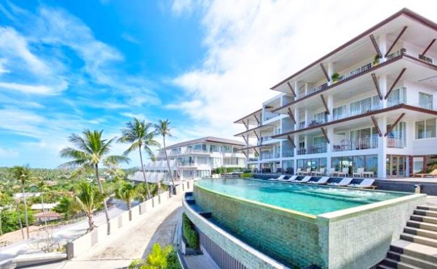 Modern Sea-view Apartment for Sale in Big Buddha
