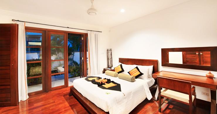 Luxurious 3 Bedroom Beach Villa in Choeng Mon Resort-11