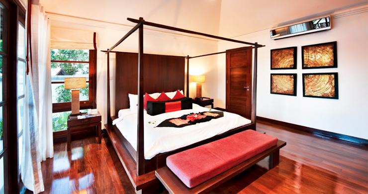 Luxurious 3 Bedroom Beach Villa in Choeng Mon Resort-12