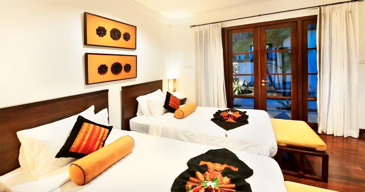 Luxurious 3 Bedroom Beach Villa in Choeng Mon Resort-9