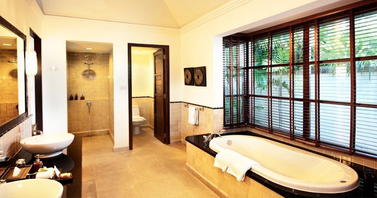 Luxurious 3 Bedroom Beach Villa in Choeng Mon Resort-14