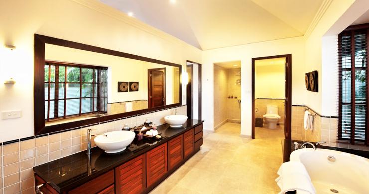 Luxurious 3 Bedroom Beach Villa in Choeng Mon Resort-10