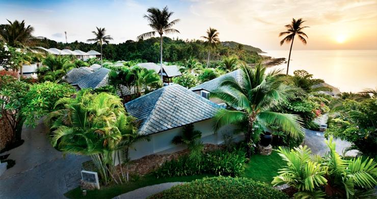 Luxurious 3 Bedroom Beach Villa in Choeng Mon Resort-20