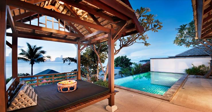 Luxurious 3 Bedroom Beach Villa in Choeng Mon Resort-8