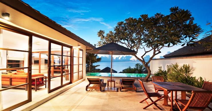 Luxurious 3 Bedroom Beach Villa in Choeng Mon Resort-18