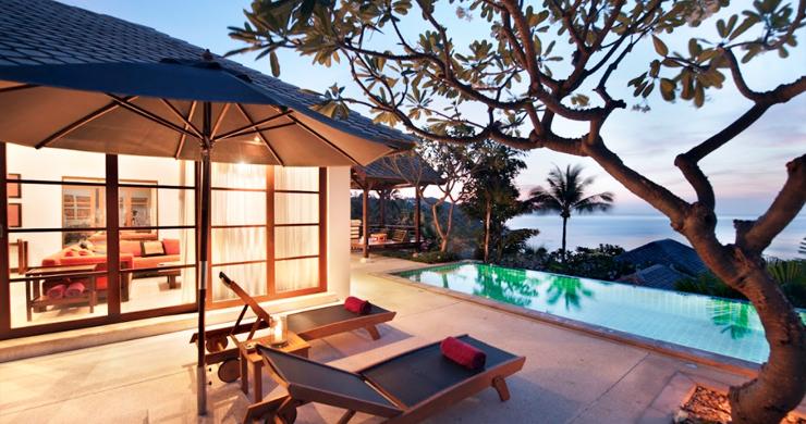Luxurious 3 Bedroom Beach Villa in Choeng Mon Resort-16