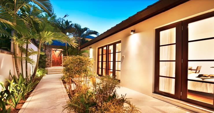 Luxurious 3 Bedroom Beach Villa in Choeng Mon Resort-17