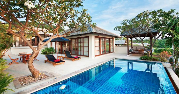 Luxurious 3 Bedroom Beach Villa in Choeng Mon Resort-2