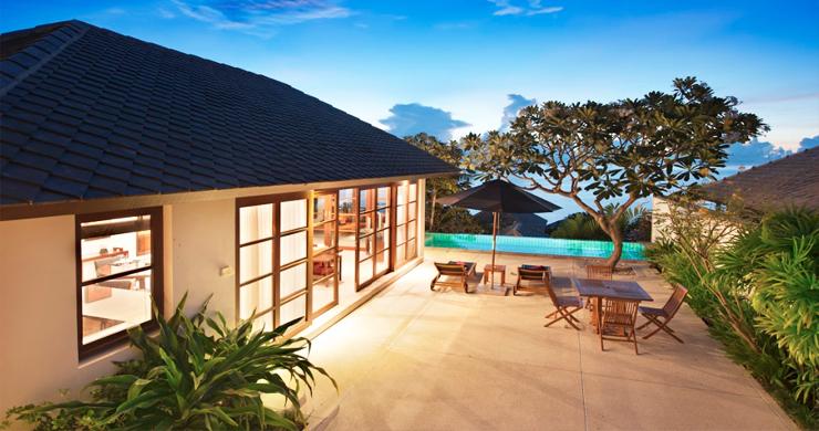Luxurious 3 Bedroom Beach Villa in Choeng Mon Resort-19