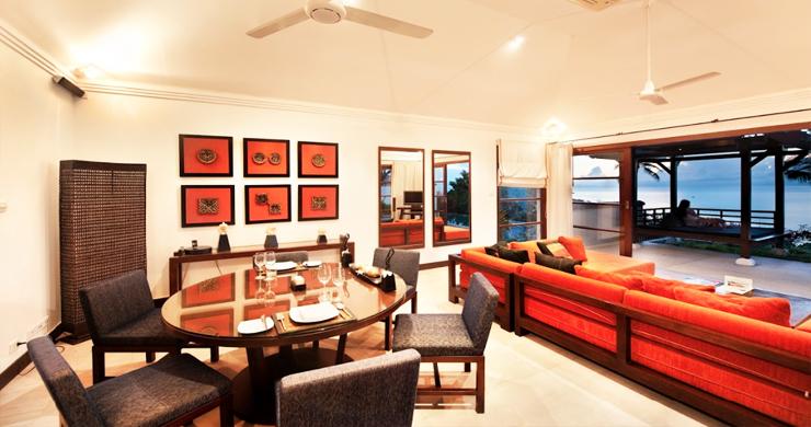 Luxurious 3 Bedroom Beach Villa in Choeng Mon Resort-3
