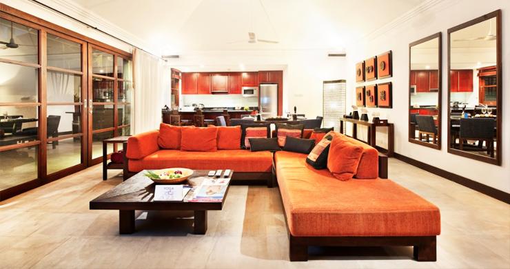 Luxurious 3 Bedroom Beach Villa in Choeng Mon Resort-4