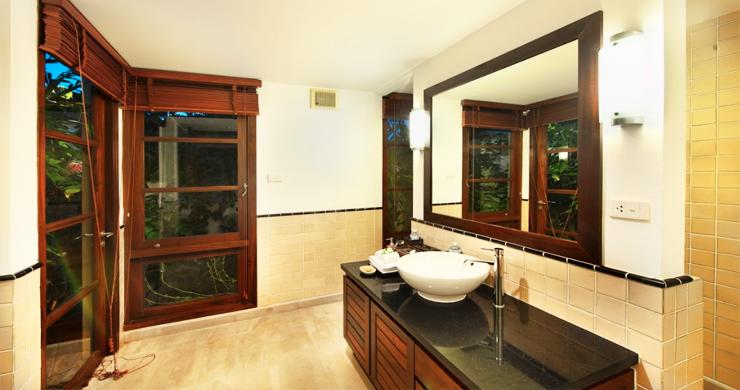 Luxurious 3 Bedroom Beach Villa in Choeng Mon Resort-15