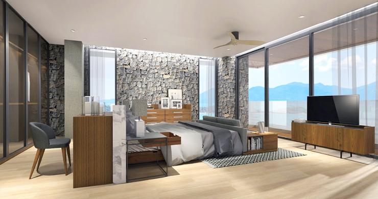Sleek New 3-4 Bedroom Sea View Villas in Plai Laem-6