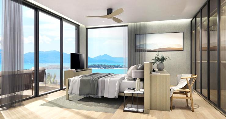 Sleek New 3-4 Bedroom Sea View Villas in Plai Laem-4